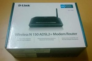D-Link Wireless N300 ADSL2+ Router DSL-2750 (Bangla)