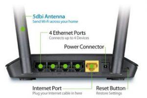 DIR-816 Easy Internet Setup !