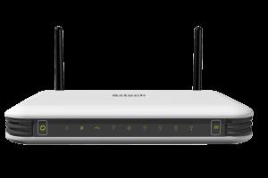 AZTECH ADSL WIFI MODEM ROUTER (BANGLA)